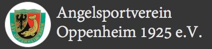 Angelsportverein Oppenheim 1925 e.V.
